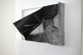 POD SCHODAMI (ONDER DE TRAP), 3D collage, 29x21x12
